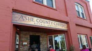 Ashe County Cheese