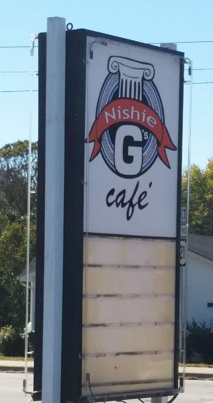 Nishie G's Cafe Rock Hill, SC