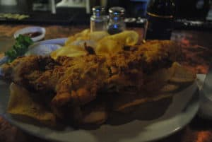 Fish and Chips McHale's Irish Pub