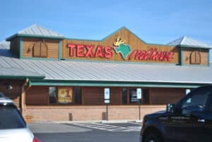 Texas Roadhouse Located in Rock Hill, SC