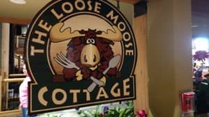 The Loose Moose Cottage