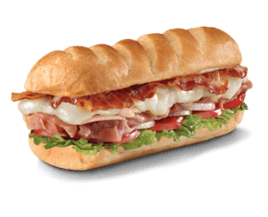 Hook and Ladder sandwich from firehouse subs