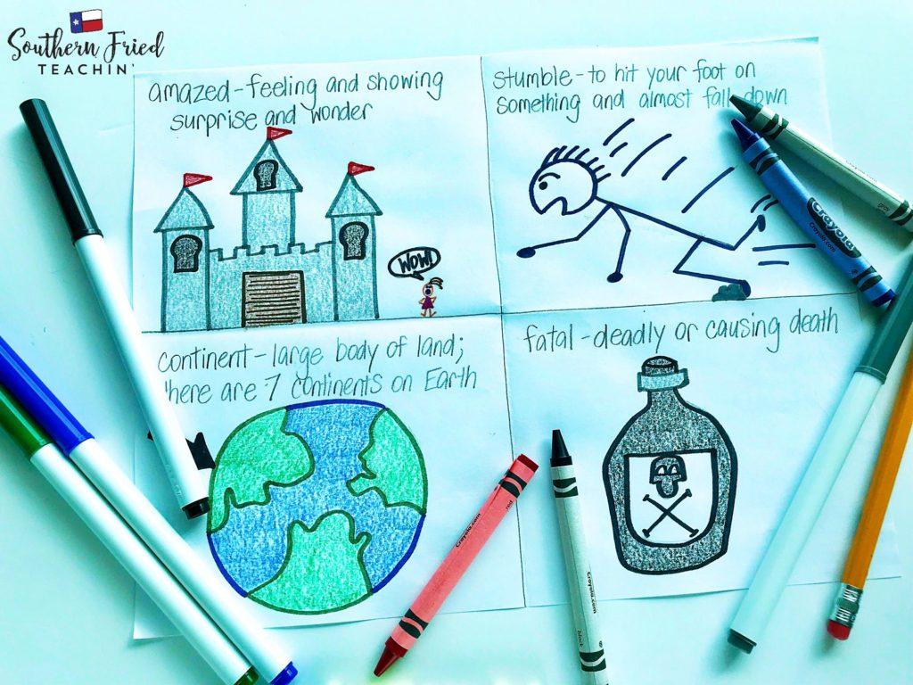 10 Fun Amp Engaging Vocabulary Activities