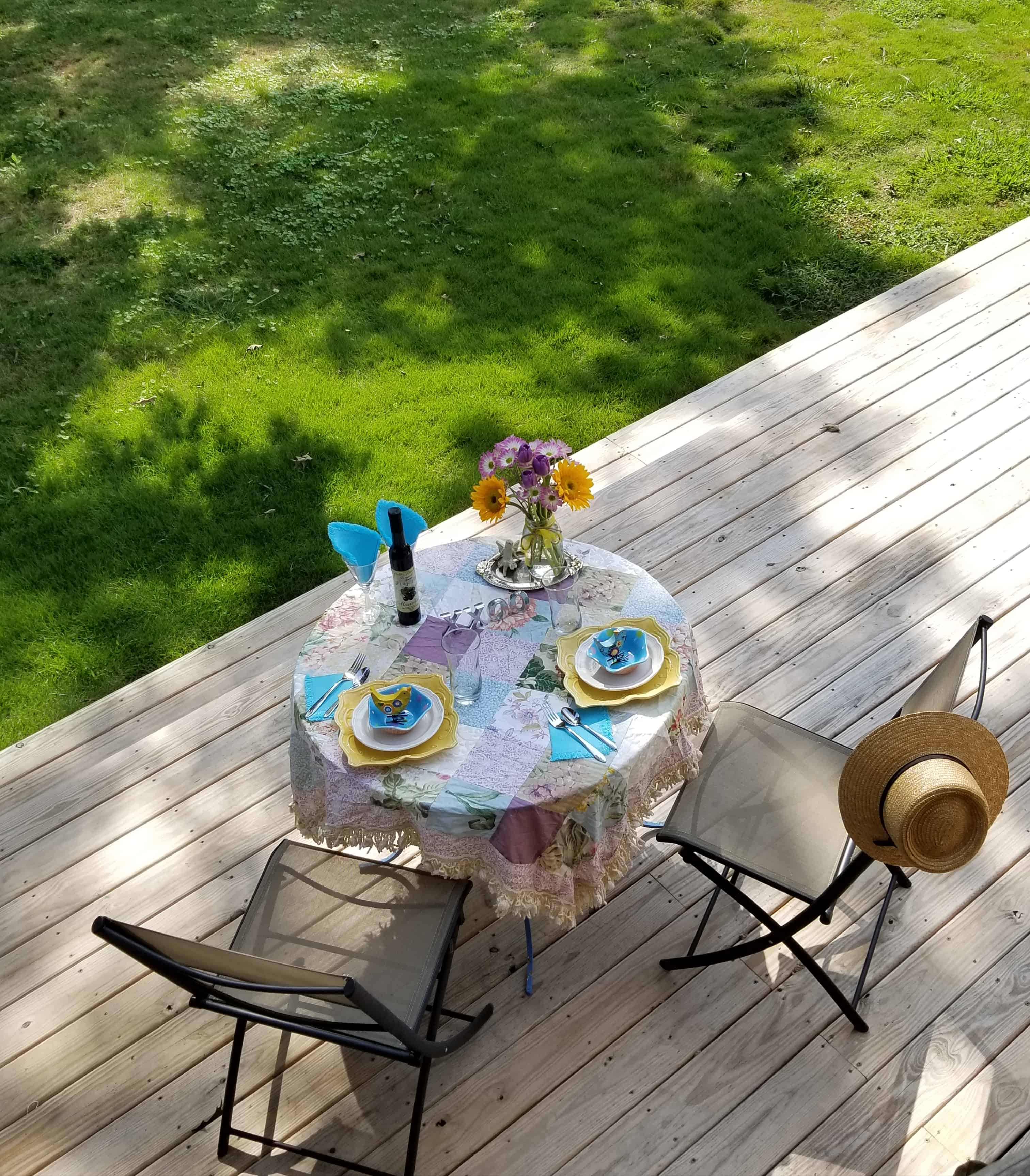 Tablescape, Outdoor dining, Home Decor