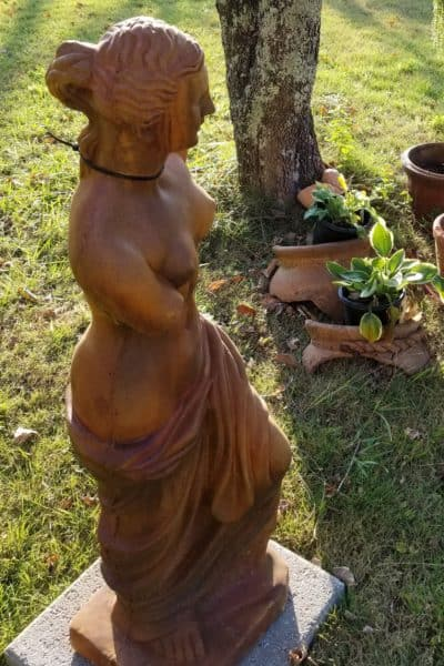 Easiest Way to Design a Garden, Venue, Garden Statue, Garden Art, Designing a Garden around an Inspiration Piece
