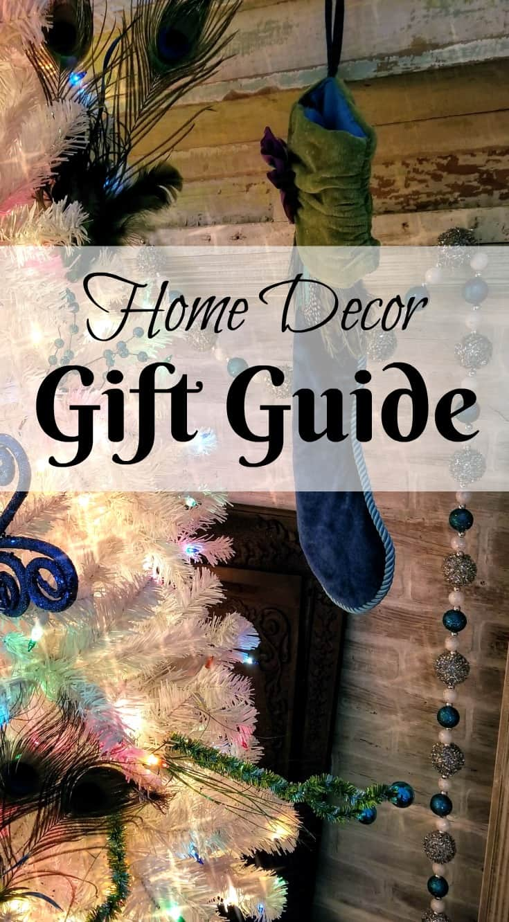 Home Decor Gift Guide