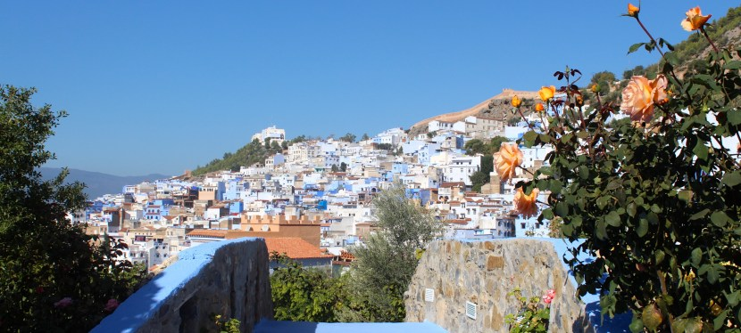 Chefchaouen, Morocco: My Blue City