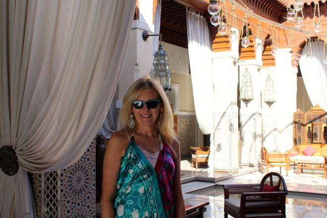 Royal Mansour, Marrakech