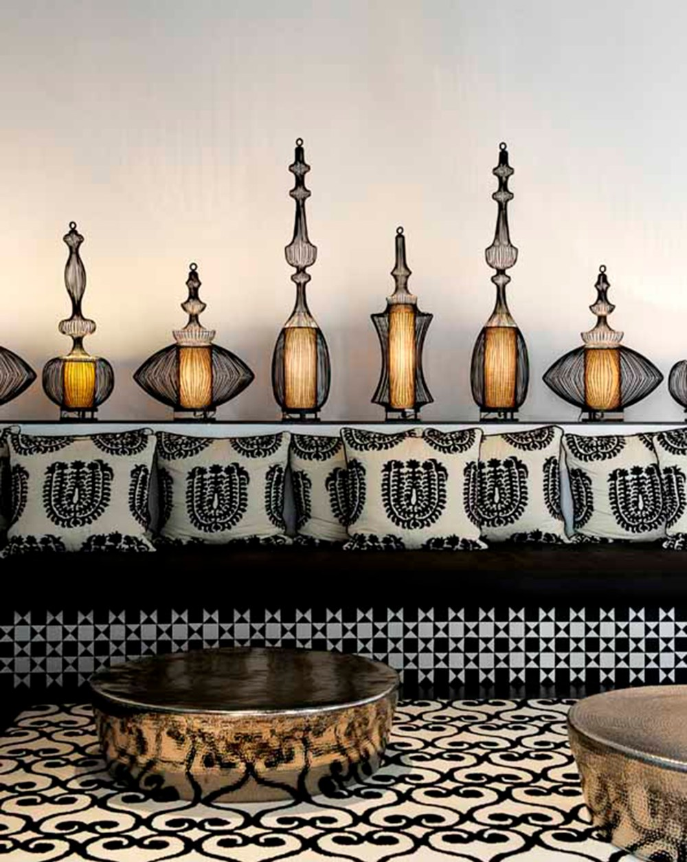 Maison Arabe (Lobby) - Sofitel Agadir Thalassa sea & spa (5)