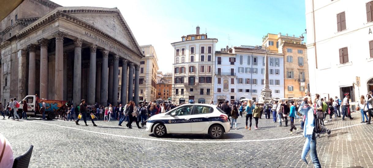 Roaming Romantic Rome: Literary Landscapes