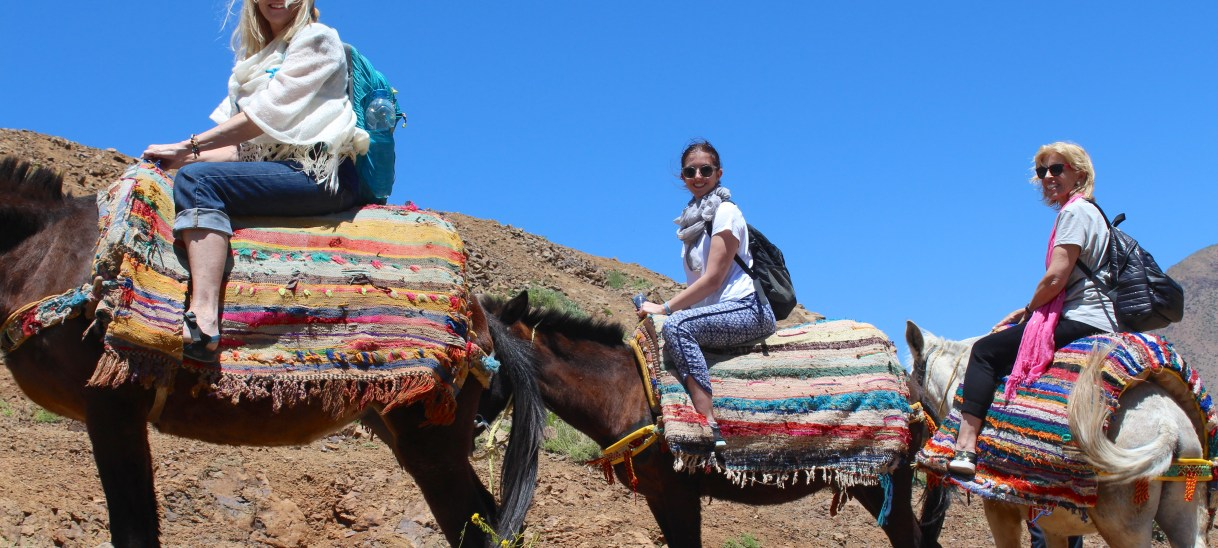 Authentic Home Stay in Atlas Mountains