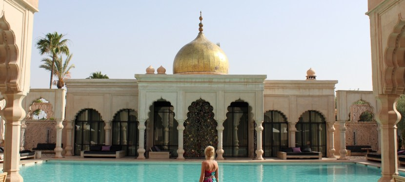 Gyrations of a Girly Girl: Palais Namaskar for Everywoman