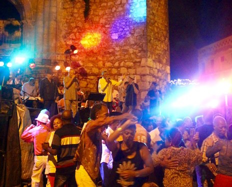 Salsa in the City: Santo Domingo Rises from Ruins
