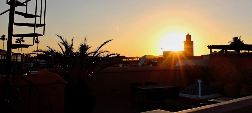 Riad Matham for Rooftop Oasis and Supreme Sunsets in Morocco