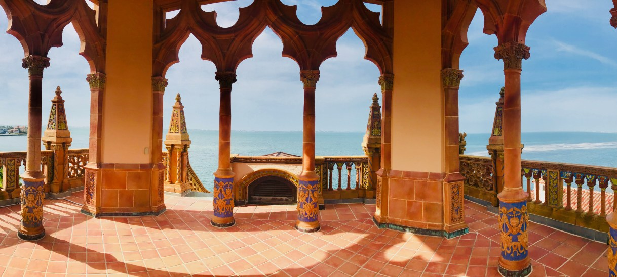 Behind-the-Scene Tour of The Ringling, Crown Jewel of Florida's Cultural Coast