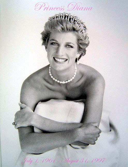 Diana: A Celebration Blogger Day