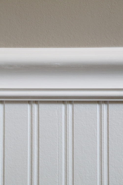 ... Beadboard Wallpaper With Chairrail