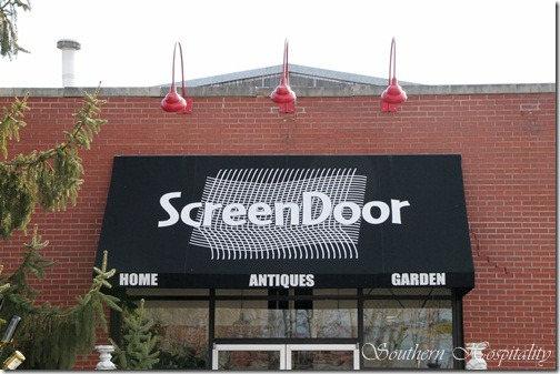 The Screen Door Thrifting in Asheville NC & The Screen Door: Thrifting in Asheville NC - Southern Hospitality
