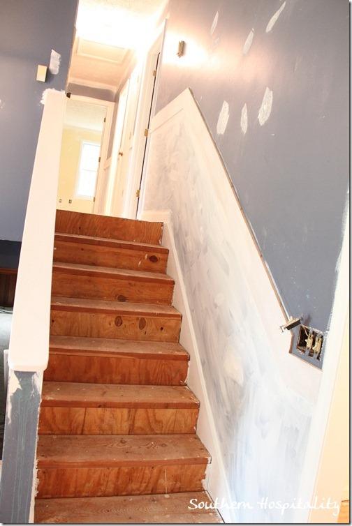Prep Stairs