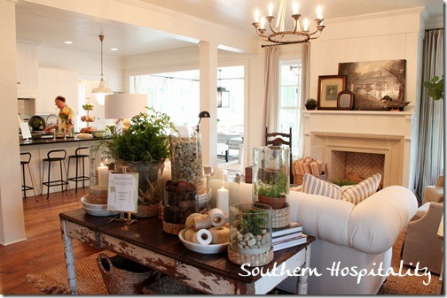 Merveilleux Southern Living Idea House Living Room