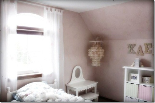Blog Kaelahs bedroom pink american clay