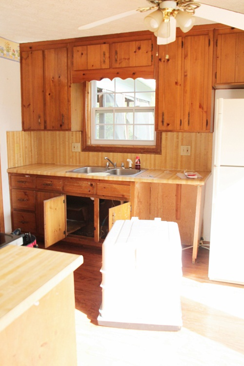 Ikea Kitchen Renovation Before