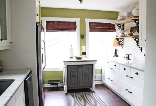 ikea kitchen renovation after