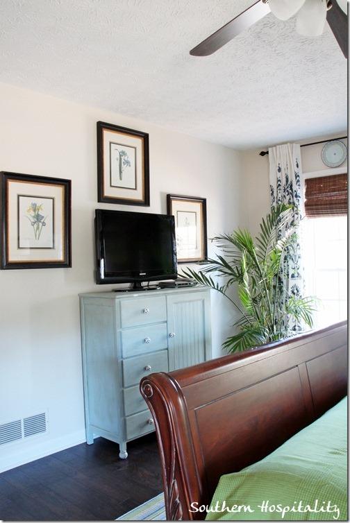 TV and botanicals