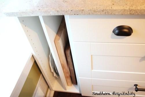 Ikea Kitchen Renovation kitchen cubby