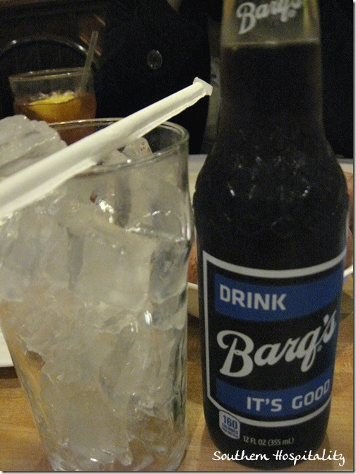 Barqs rootbeer