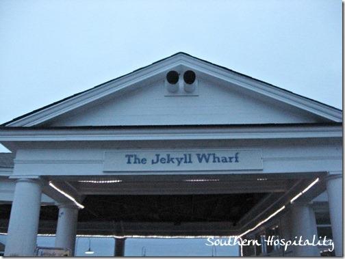 The Jekyll Wharf