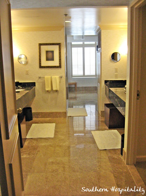 bath in suite
