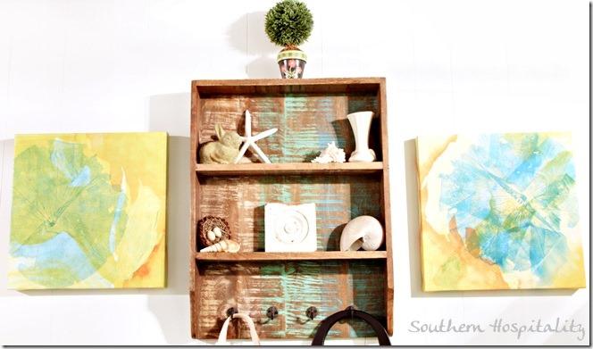 homegoods wall shelf