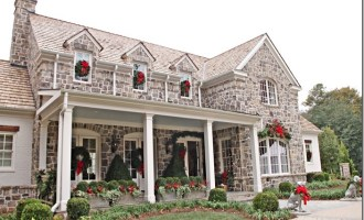 Home for the Holidays: Atlanta Holiday Home 2013