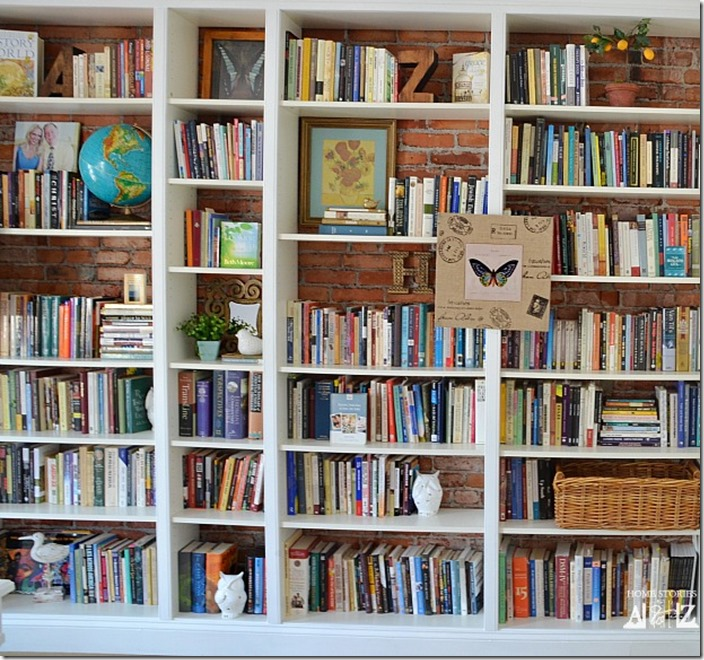 built in billy bookcases home stories a to z