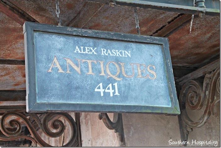 savannah raskin antiques