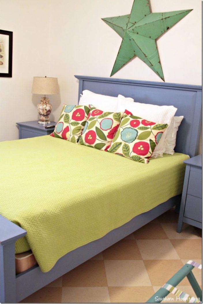 star cottage bedroom