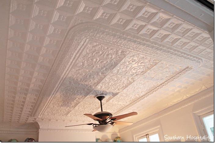 white caps ceilings