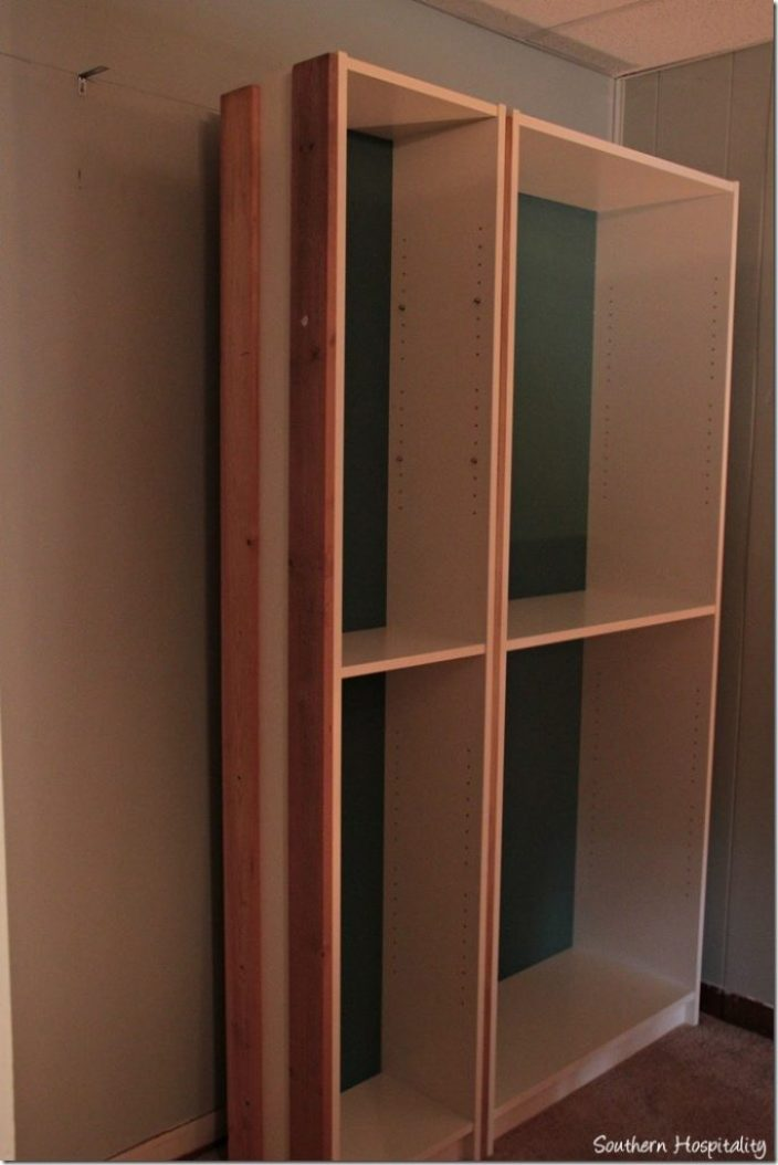 bookcases together