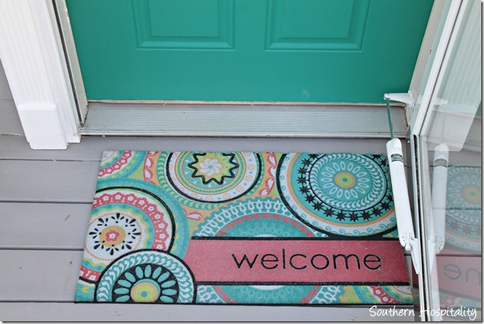 target welcome mat