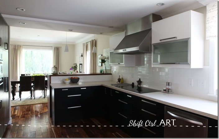 Kitchen-remodel-after-IKEA-Caesar-stone-Acacia-hardwood-DIY-14