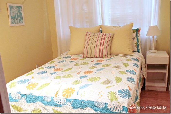 crabby joes bedroom