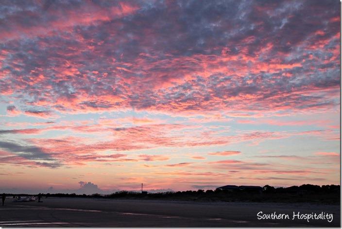 tybee sunset 4