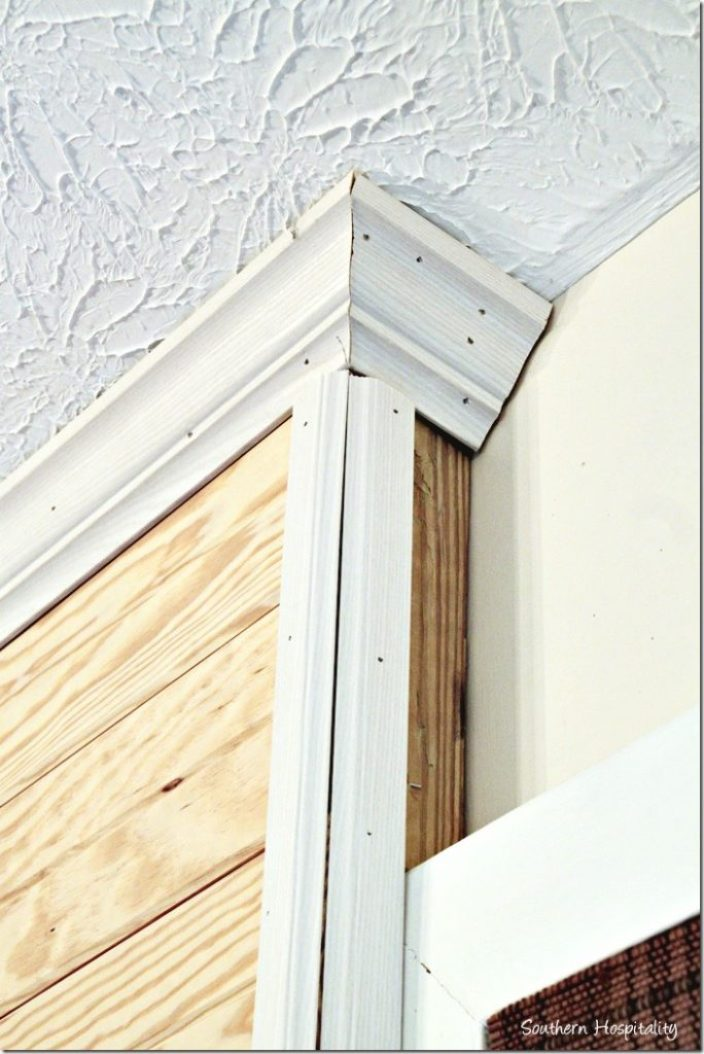 front molding