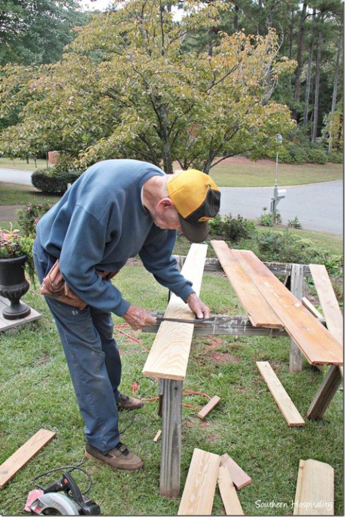 measuring planks