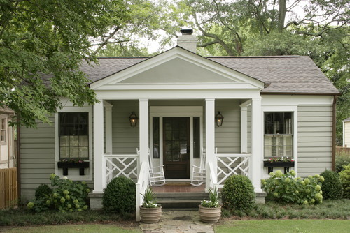 front porch curb appeal home value