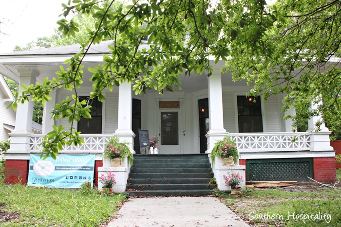 southern romance historic home