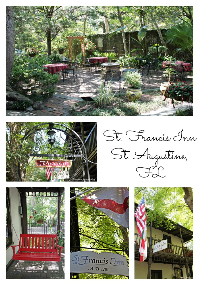 St francis Inn Collage
