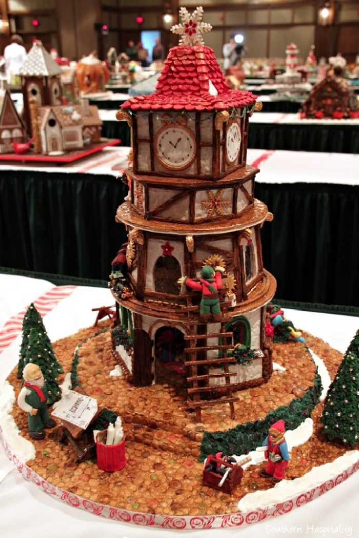 gingerbread house competition036