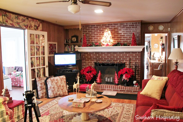 Updating a 1950\'s Brick Ranch Home! - Southern Hospitality